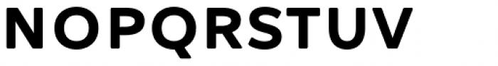 Dallas Print Shop Sans Regular Font UPPERCASE