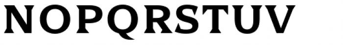 Dallas Print Shop Serif Regular Font UPPERCASE