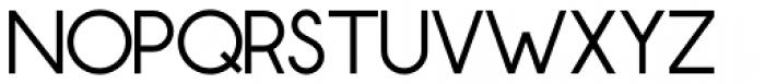 Damian Medium Font UPPERCASE