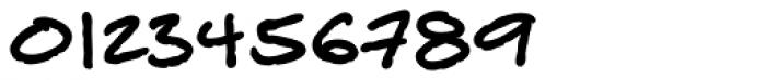 Dan Panosian Regular Font OTHER CHARS