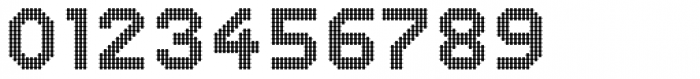 Dance Floor Double Octagon Font OTHER CHARS