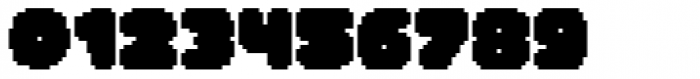 Dancin' Pixel Frame One Font OTHER CHARS