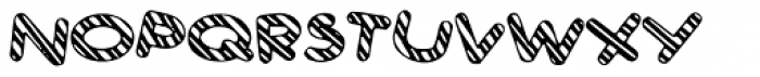 Dandy Candy Font LOWERCASE