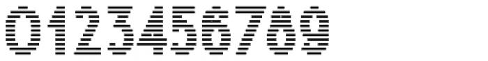 Danken Horizontal Font OTHER CHARS