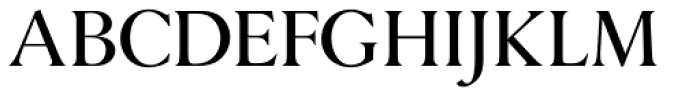 Danmark URW Medium Font UPPERCASE