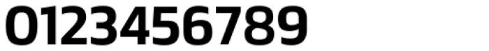 Danos Medium Font OTHER CHARS