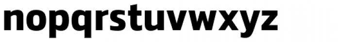 Danos Semi Bold Font LOWERCASE