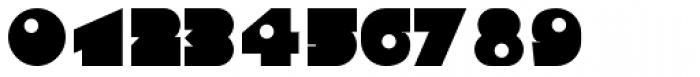 Danrex 300 Black Font OTHER CHARS
