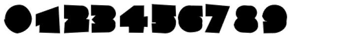 Danrex 500 Black Font OTHER CHARS