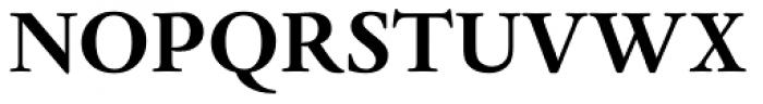Dante EText Bold Font UPPERCASE