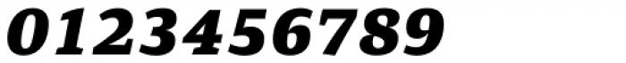 Danton Black Italic Font OTHER CHARS