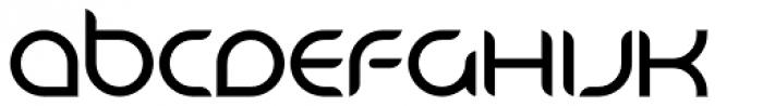 Danube Pro Light Font UPPERCASE