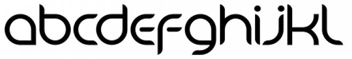 Danube Pro Light Font LOWERCASE