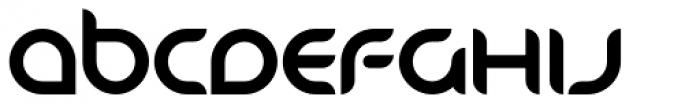 Danube Pro Font UPPERCASE