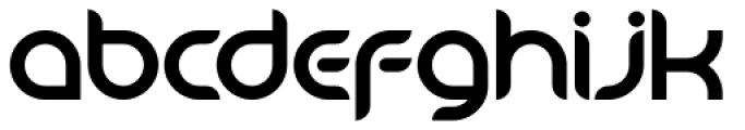 Danube Pro Font LOWERCASE