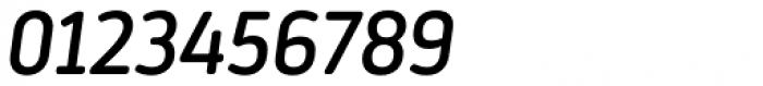 Darwin Essential Rounded Regular Italic Font OTHER CHARS