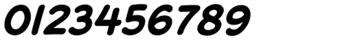 Dash Decent Bold Italic Font OTHER CHARS