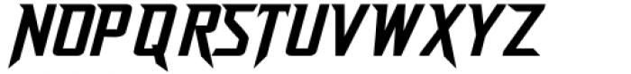 Dash Horizon Stripe Regular Font UPPERCASE