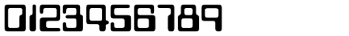 Data Seventy Std Font OTHER CHARS