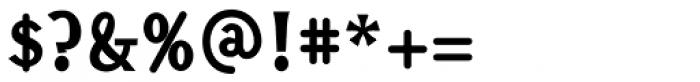 DavidFarewell Bold Font OTHER CHARS
