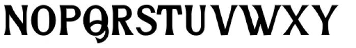 DavidFarewell Bold Font UPPERCASE
