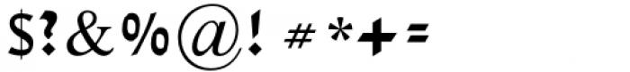 DavidMF Bold Pro Font OTHER CHARS