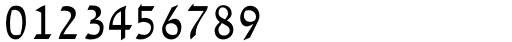 DavidMF Regular Pro Font OTHER CHARS
