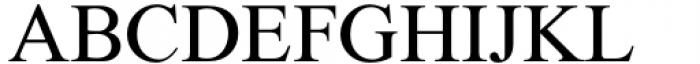 DavidMF Regular Pro Font UPPERCASE