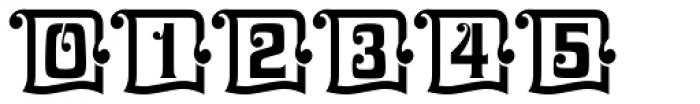 Davida Initials D Font OTHER CHARS