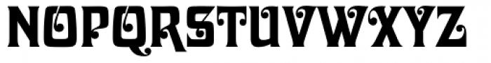 Davida Font UPPERCASE