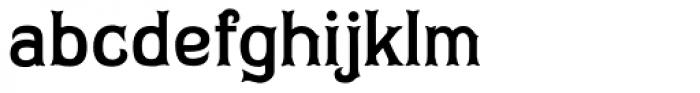 Dawson Font LOWERCASE