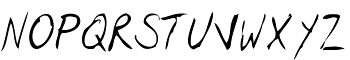 DBE-Sirius Font UPPERCASE