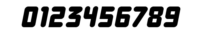 DBXLNightfever Italic Font OTHER CHARS