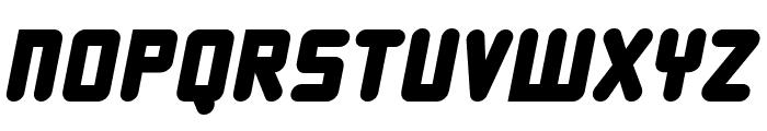 DBXLNightfever Italic Font UPPERCASE