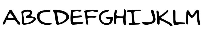 DCC-AnatoliaClasic Font UPPERCASE