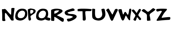 DCC-AnatoliaStrong Font LOWERCASE