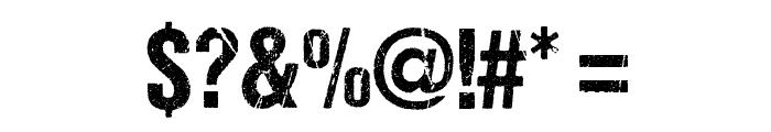 DCC-Ash Font OTHER CHARS