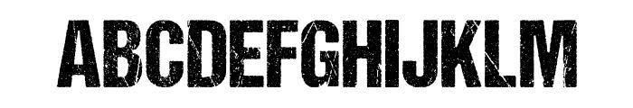 DCC-Ash Font UPPERCASE