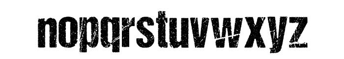 DCC-Ash Font LOWERCASE