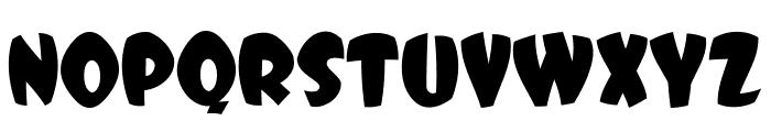 DCC-Dreamer Font UPPERCASE