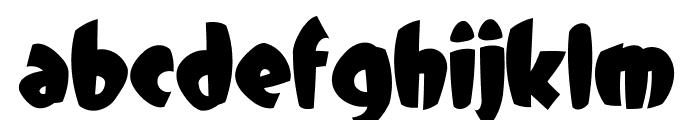 DCC-Dreamer Font LOWERCASE