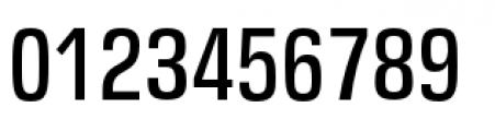 DDT Condensed Regular Font OTHER CHARS