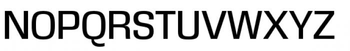 DDT Regular Font UPPERCASE