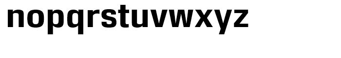 DDT Bold Font LOWERCASE