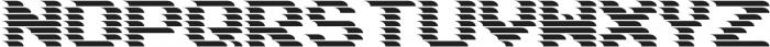 DEADCRT ttf (400) Font LOWERCASE