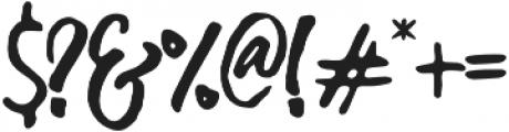 De Venuste (Sans) otf (400) Font OTHER CHARS
