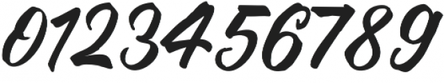 DeHangster otf (400) Font OTHER CHARS