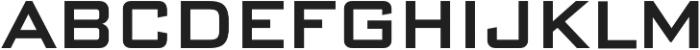 DeLuxe Gothic Shortcaps otf (400) Font LOWERCASE
