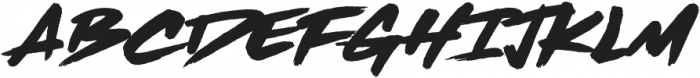 Dead Stock ttf (400) Font UPPERCASE