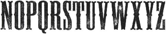 Deadwood Dust ttf (400) Font UPPERCASE